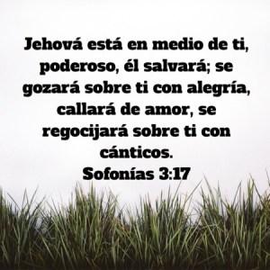 Sofonías 3.17