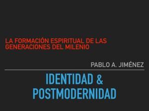 Identidad & postmodernidad