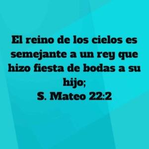 Mateo 22