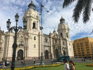 Catedral, Lima, Perú