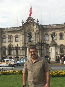 Palacio de Gobierno, Perú