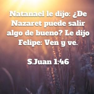 Juan 1.46