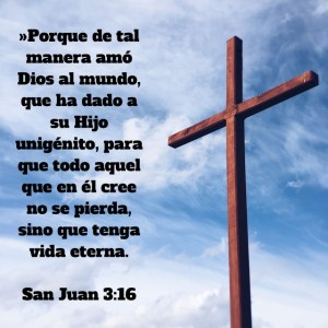 Juan 3.16