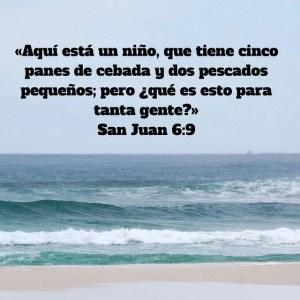 Juan 6.9
