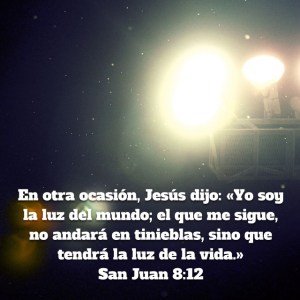 Juan 8.12