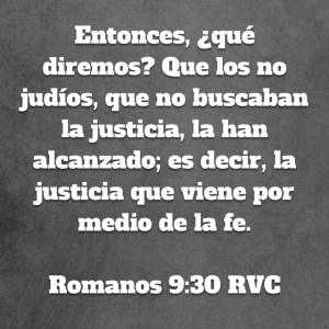 Romanos 9.30