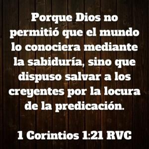 1 Corintios 1.21