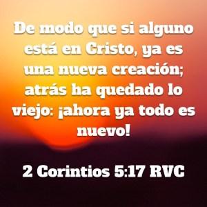 2 Corintios 5.17