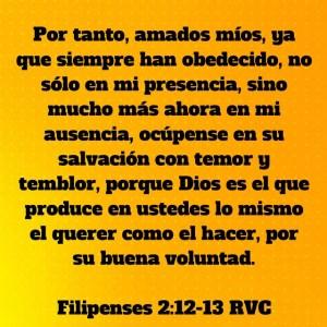 Filipenses 2.12-13