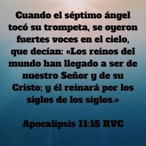 Apocalipsis 11.15