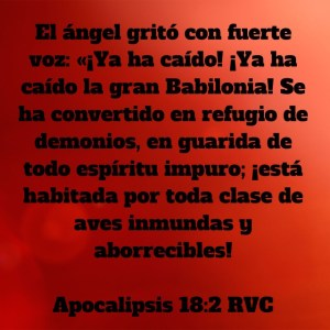 Apocalipsis 18.2
