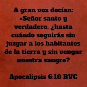Apocalipsis 6.10