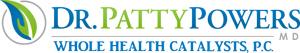 Dr. Patty Powers logo