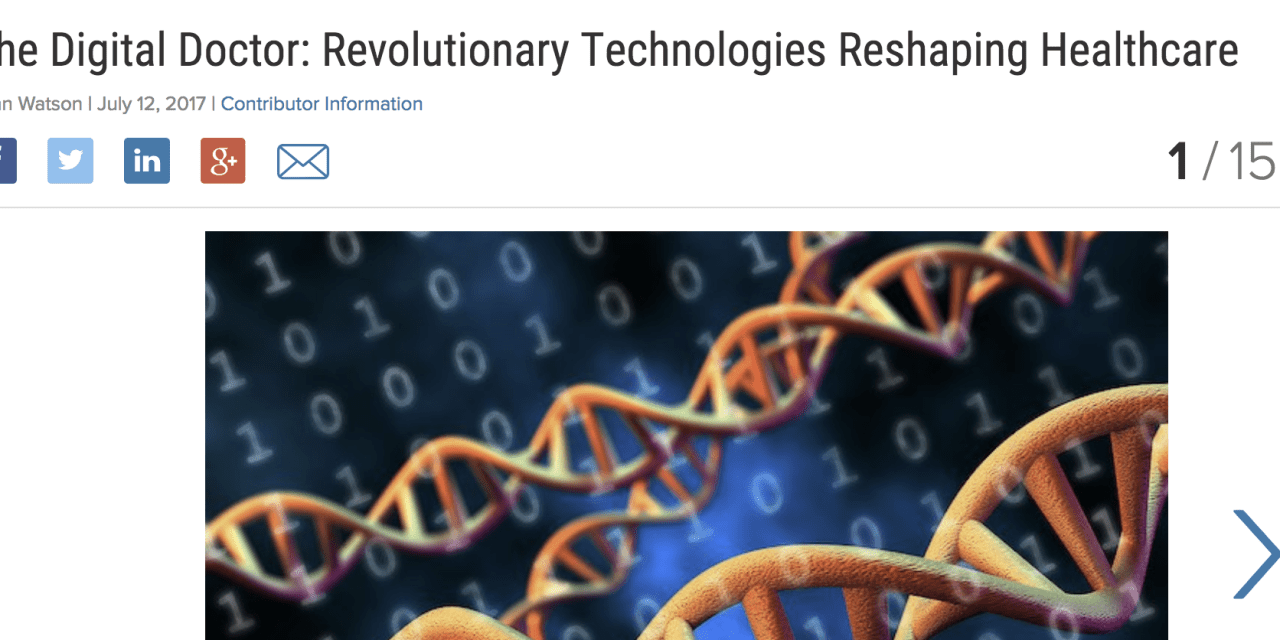 Revolutionary Medical Tecnologies: Medscape Slideshow