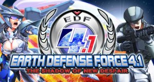 EARTH DEFENSE FORCE Free Download PC Game