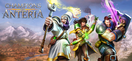 Champions of Anteria Free Download PC Game