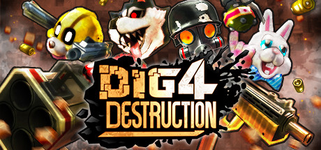 Dig 4 Destruction Free Download PC Game