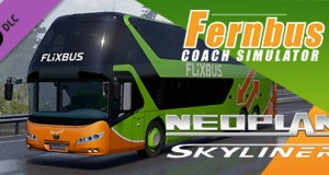 Fernbus Simulator Add On Neoplan Skyliner Free Download PC Game