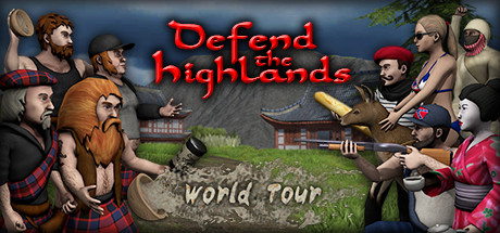 Defend the Highlands Free Download PC Game