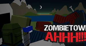 ZOMBIE TOWN AHHH Free Download PC Game