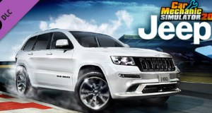 Car Mechanic Simulator 2018 Jeep DLC Free Download