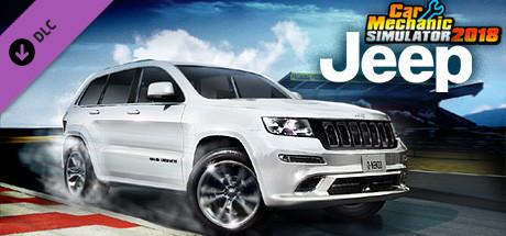 Car Mechanic Simulator 2018 Jeep DLC Free Download
