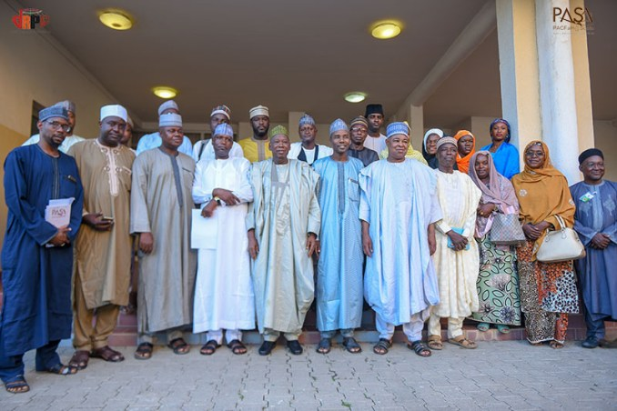 CSO Coalition (Kano) advocacy visit to Kano state governor 6th August 2019