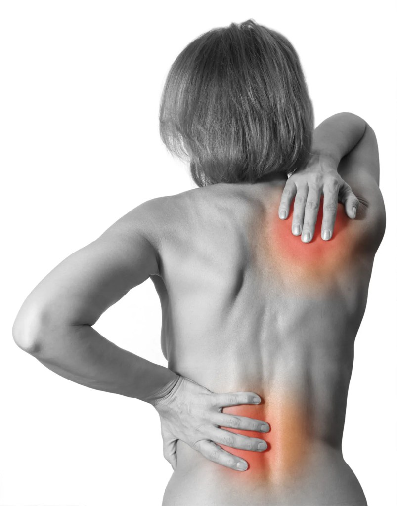 Back Pain Lower Back and Upper Back Chiropractor
