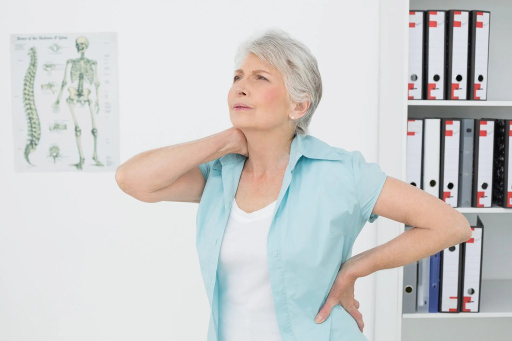 Lower Back Pain Chiropractor Assistance