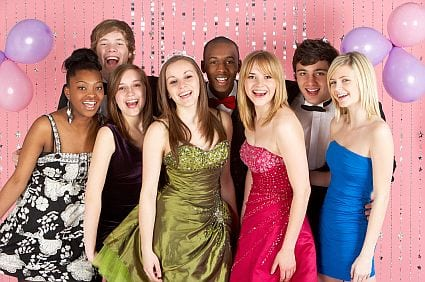 Reduce the stress of prom1 - 12 Tips for a Stress Free Prom