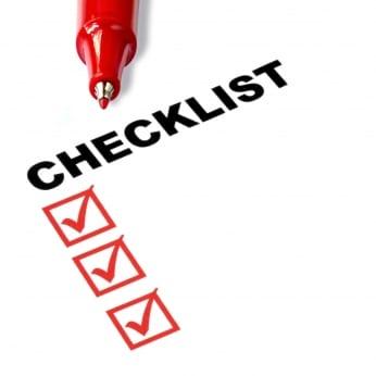 teacher evalaution checklist - Time to Throw Away the Teacher Evaluation Checklist