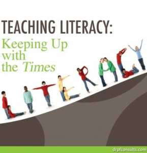 Teaching Literacy 1 e1346324464543 - Teaching Literacy: Keeping Up with the Times