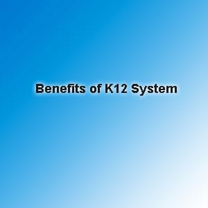K12 Button1 - Benefits of K12 Education