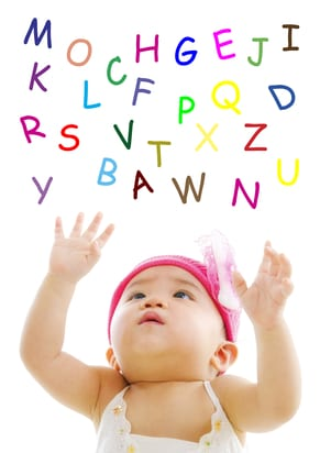 stockfresh 1835839 catching alphabet words sizeXS - About Characteristics of Gifted Children