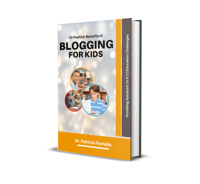 BloggingForKids3d - 10 Positive Benefits of Blogging For Kids