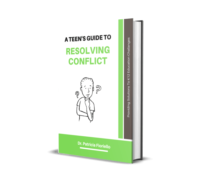 TeensGuideResolvingConflict3d - A Teen's Guide To Resolving Conflict