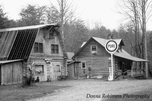 Antique Store, Blue RIdge, GA