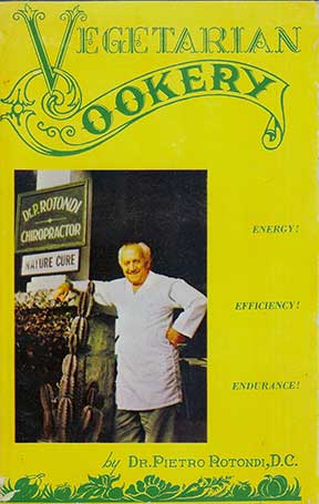 Cover of Vegetarian Cookery