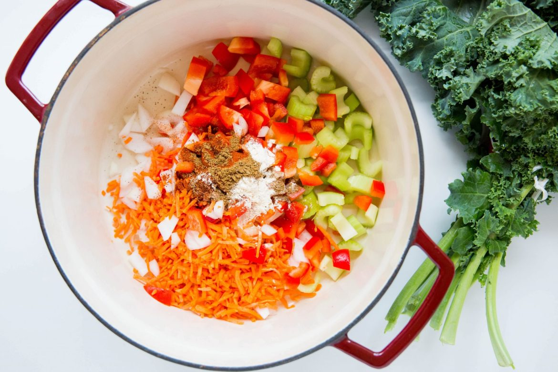 White Bean Chili Recipe - Dr. Pingel