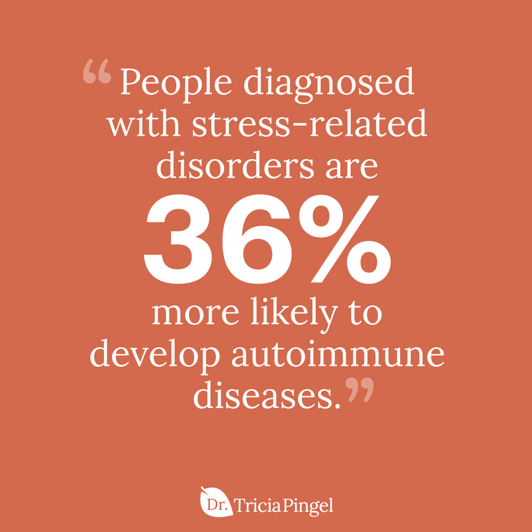 Stress and autoimmune disease - Dr. Pingel