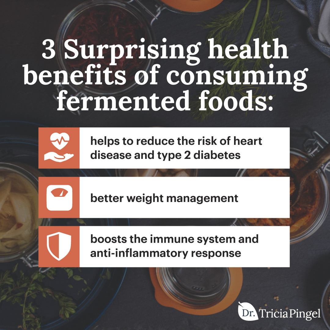 Benefits of fermented foods - Dr. Pingel