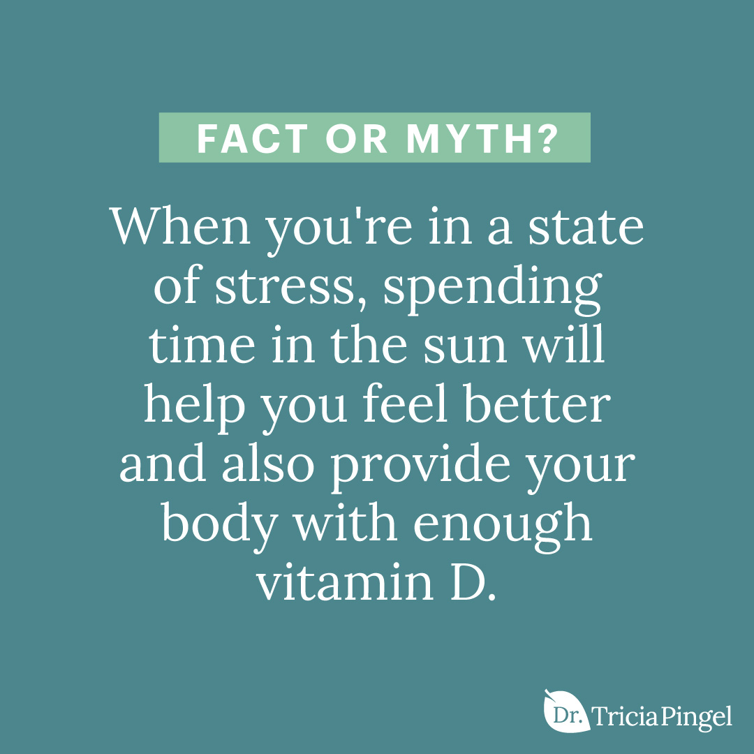 Vitamin D fact or myth - Dr. Pingel