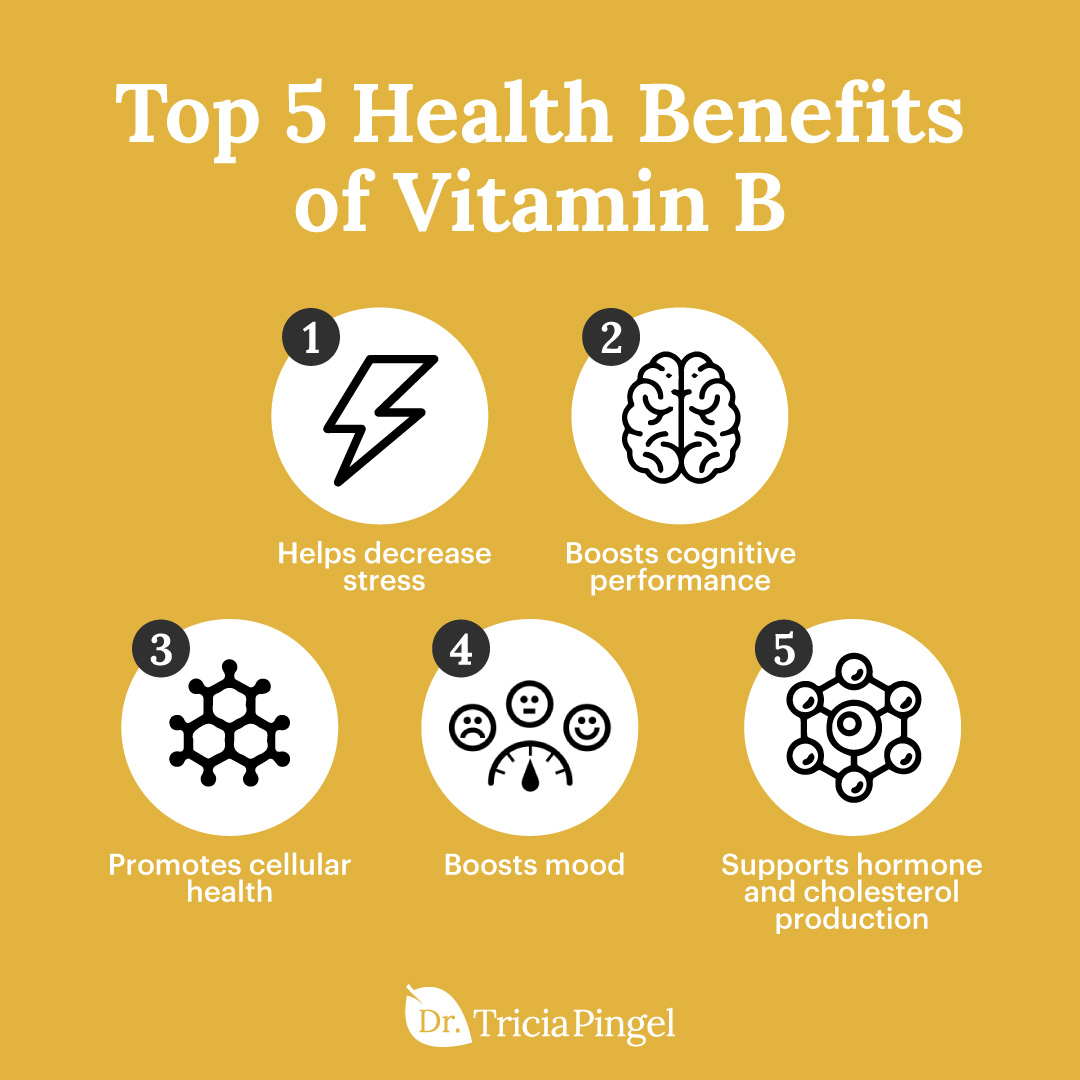 Vitamin B health benefits - Dr. Pingel
