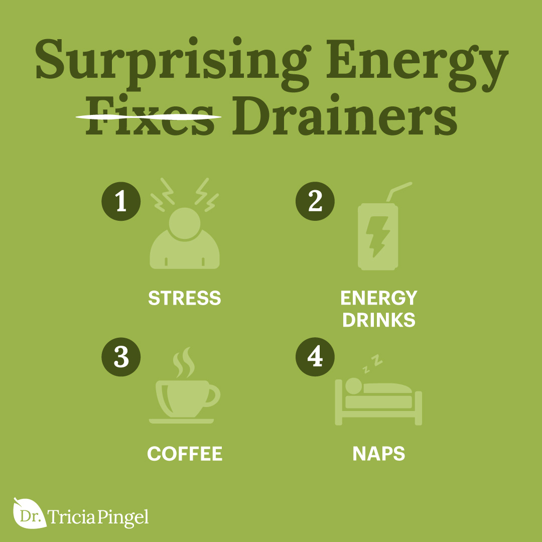 Natural ways to increase your energy - Dr. Pingel