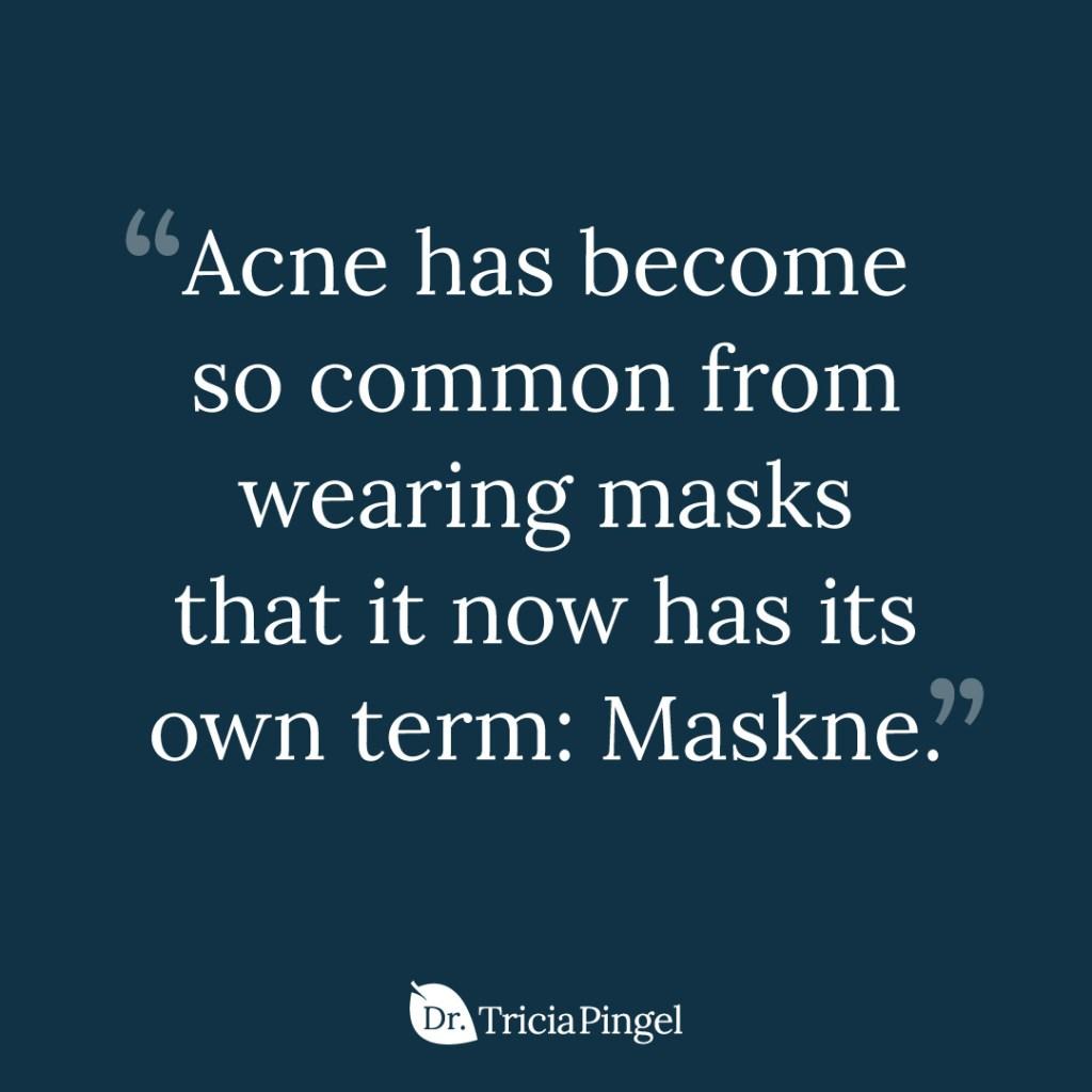 Maskne - Dr. Pingel
