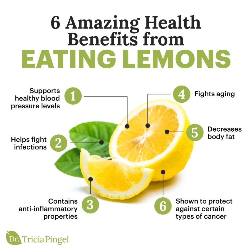 Lemon benefits - Dr. Pingel