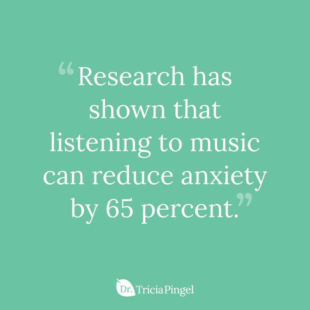 Benefits of listening to music - Dr. Pingel