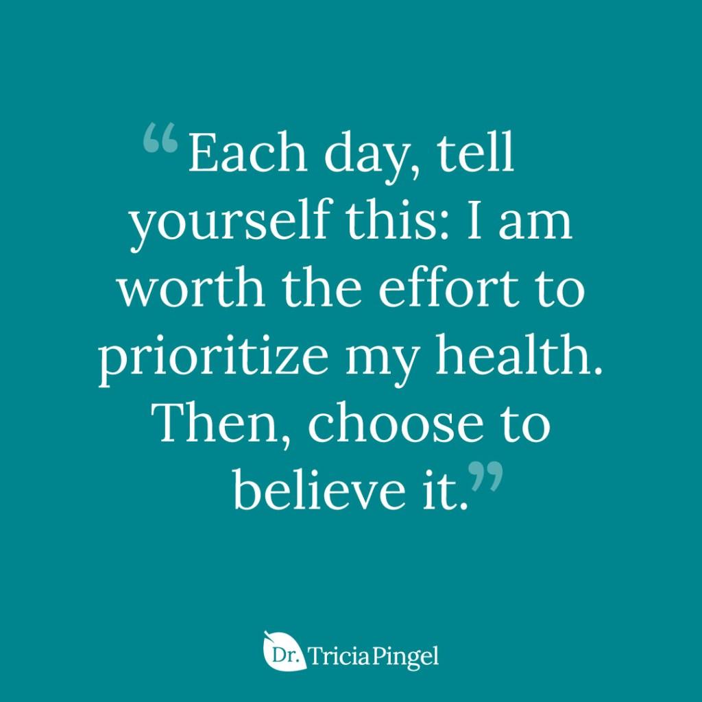 Daily affirmations for self-esteem - Dr. Pingel
