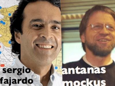 Fajardo and Mockus