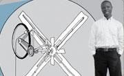William Kamkwamba and Windmill